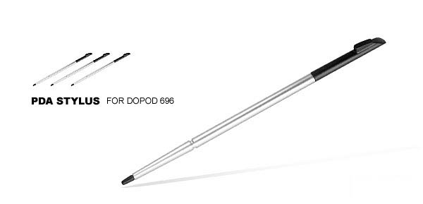 PDA Stylus Pen for Dopod 696  - Quantity 3