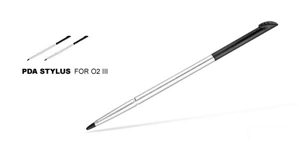 PDA Stylus Pen for O2 III - Quantity 2