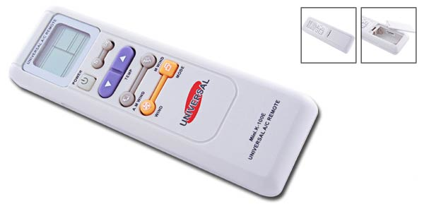 Universal Multi-Function Air Conditioner Remote Controls