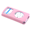 Leather Case iPod Nano  - Pink