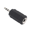 Audio Conversion Adapter Plug for 2.5mm STEREO PLUG TO 3.5mm STER...