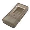 Gray Silicone Cases Skin for NOKIA 3250