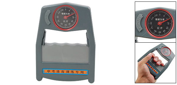 Hand Grip Strength Meter