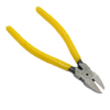 Workshop Yellow Handle Diagonal Pliers Side Cutter Cutting Tool