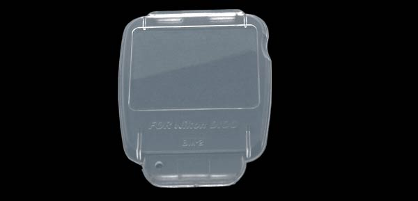 Nikon LCD Screen Protector Cover BM-4 D100