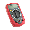 Palm Size Digital LCD Multimeter Voltmeter Ammeter Ohmmeter