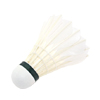 Kids Beginner Sport Playing Game White Feather Badminton Shuttlec...