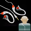 Comfortable Fit Earphones Earbud Headphones with Ear-Hook (S938) ...