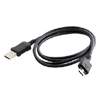 USB Data Cable Adapter for LG KG800 Chocolate & CD-ROM - Black