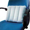 Air Inflatable Lumbar Low Back Support Cushion Pillow
