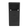 Silicone Skin Case for NEW GENERATION REMASTERED iPod Nano - Blac...