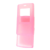 Silicone Skin Case for LG Chocolate KG90 - Pink