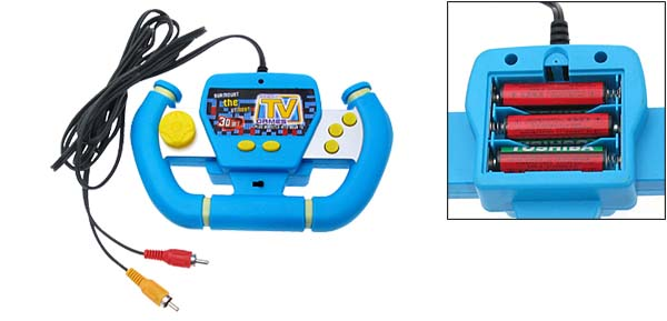 30 in 1 TV Games Infinite Control Station (BBL-839) - Blue