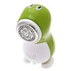 Lint Fuzz Pill Remover Clothes Fabric Sweater Shaver - Green Frog...