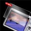 "4.5"" LCD Screen Film Guard Protector for Camera MP4 MP3 PMP"