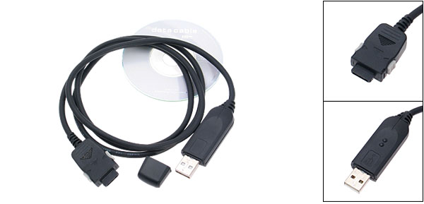 Mobile Phone USB Data Cable for NEC-700 Windows 98SE 2000 ME XP