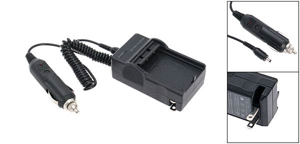 US Plug Camera Video Camcorder Battery Charger for Olympus LI-20B