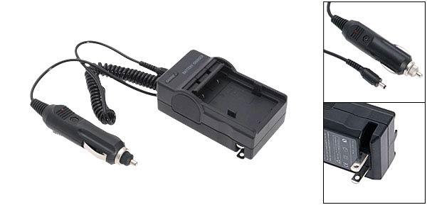 US Plug Digital Camera DC Battery Charger for Minolta NP500