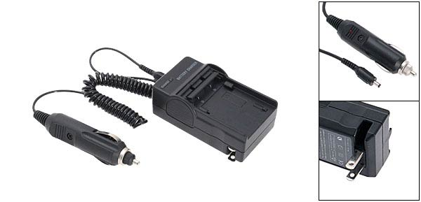 US Plug Digital Camera Video Camcorder Battery Charger for Canon NB2L