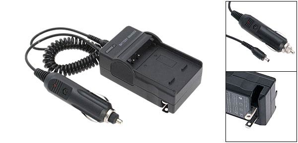 US Plug Digital Camera/Video/Camcorder Aappropriative Battery Charger for Panasonic S005