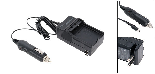 US Plug Digital Camera Video Camcorder Battery Charger for Kodak K5001