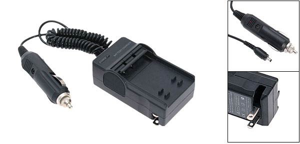 US Plug Digital Camera Video Camcorder Battery Charger for Kodak K7001