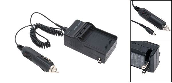 US Plug Digital Camera Video Camcorder Battery Charger for Kodak K-7000