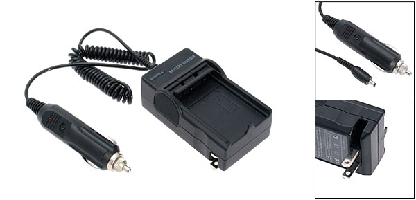 US Plug Digital Camera Video Camcorder Battery Charger for Kodak K5000