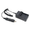 Digital Camera Video Camcorder Battery Charger for Olympus Li40B@