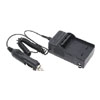 Digital Camera Video Camcorder Battery Charger for Panasonic 001E@