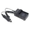 US Plug Digital Camera Video Camcorder Battery Charger for FUJI FNP40