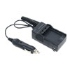 US Plug Digital Camera Video Camcorder Battery Charger for Kyocera BP900