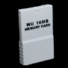 16MB Memory Card for nintedo Wii Game System