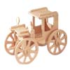 Toy - Antique Automobile Woodcraft Construction Kit Model Puzzle ...