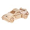 Toy - F-20 Car Woodcraft Construction Kit Model Puzzle for DIY Lo...