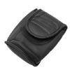 Digital Camera Leather Bag Case-Black