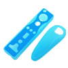 Color Silicone Skin Case for Nintendo Wii Game Remote Controllers...