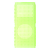 Silicone Anti-slip  Skin Case for NEW GENERATION iPod Nano - Light Green