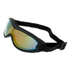 Snowboard Skate Sports Glasses Ski Goggles (Black Frame + Color c...