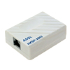 Phone Telephone RJ11 Female ADSL Modem Splitter Adapter