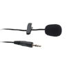 3.5mm Mini Hands Free Clip Lapel Mic MSN Skype Microphone