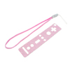 Protector Sheet for Nintendo Wii Remote Controller Pink