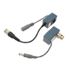 Camera CCTV 2 Video Balun and Power CCTV Video Transceiver UTP