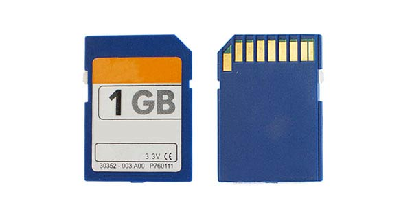 1GB SD Memory Cards Secure Digital Memory Cards