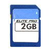 2GB SD Memory Cards Secure Digital Memory Cards
