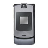 Mobile Cell Phone Housing Cover Faceplate for  Motorola V3i -Gray