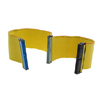 3 Connectors Hard Drive IDE Ribbon Cable Yellow