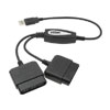 PSX DDR Converter Cable for Sony Playstation PS to USB PC