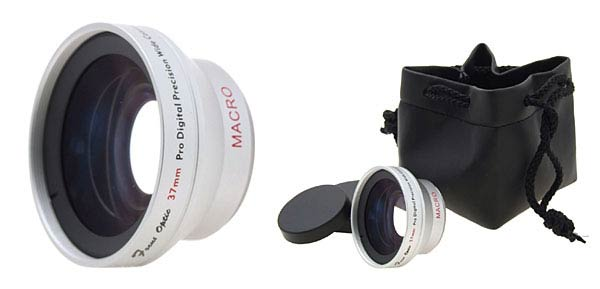 Pro Digital Precision Wide Angle Camera Conversion lens 37mm