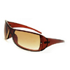 Glamour Brown Ladies Sun Glasses CH308